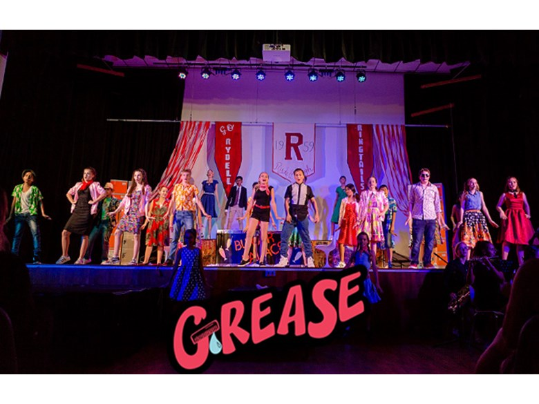 Grease Stage Show 27th March