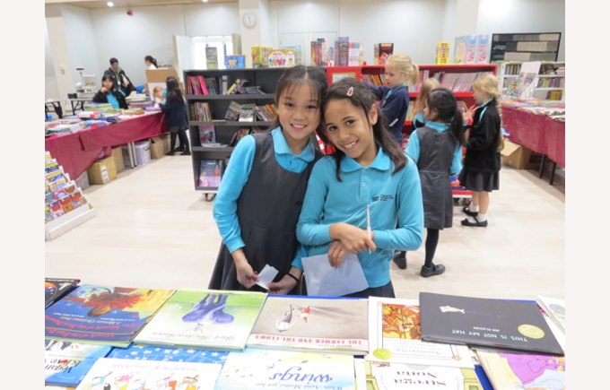 Primary Book Fair