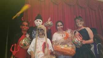 BIS HCMC Halloween Disco Best Dressed, Best Dancer, Lucky Door Prize