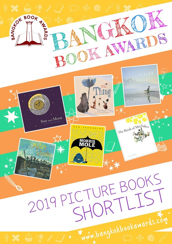 bangkok book awards