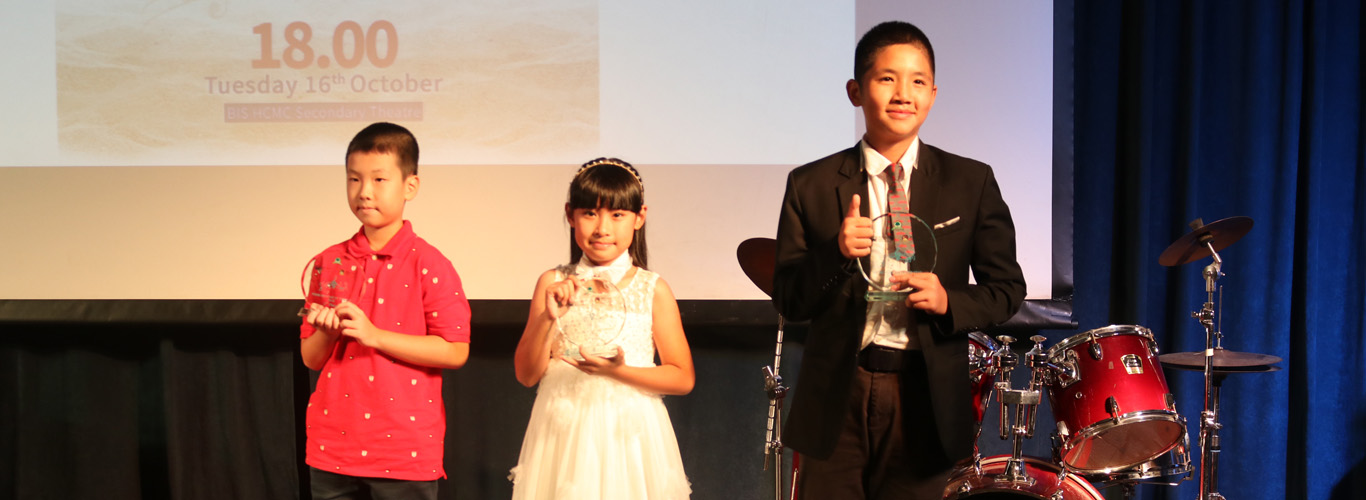 Primary Young Musician of the Year 2018