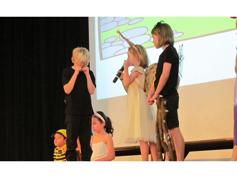 Year 2 Lower Primary Assembly: Habitats