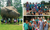 Year 2 visit the Chenshan Botanical Garden