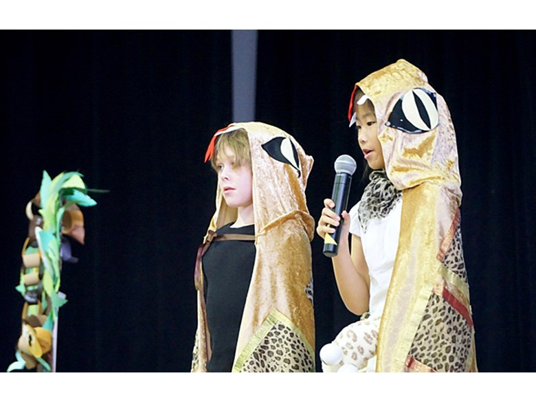 'The Great Kapok Tree' Assembly Performance