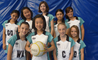The BISS Puxi primary netball team at Beijing netball tournament