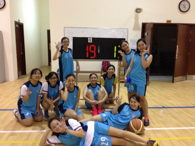 U19 Girls Basketball Squad Wins
