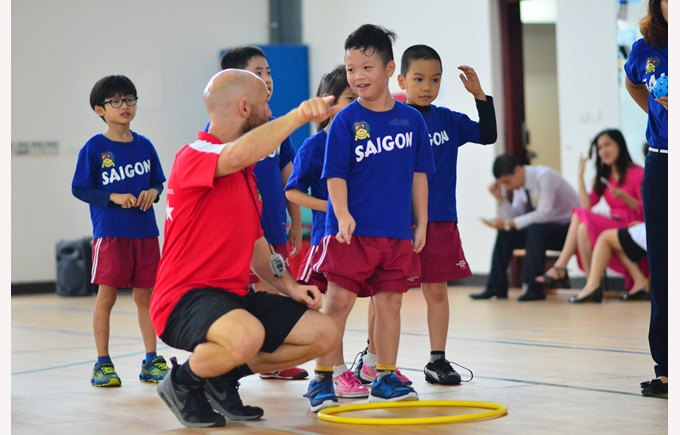 British International School Hanoi House Sports