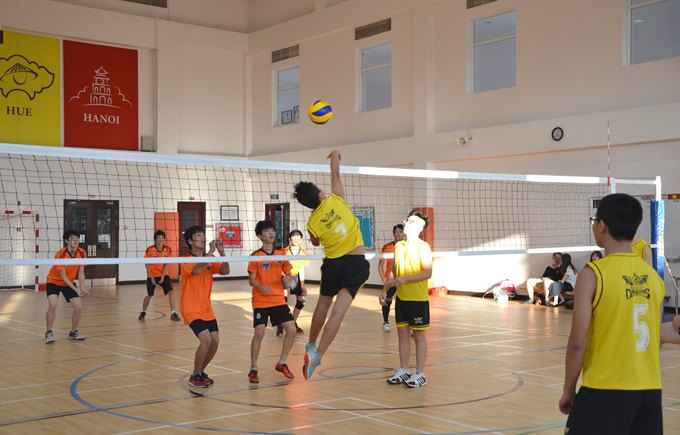 BVIS Hanoi Students Experience Sports (6)