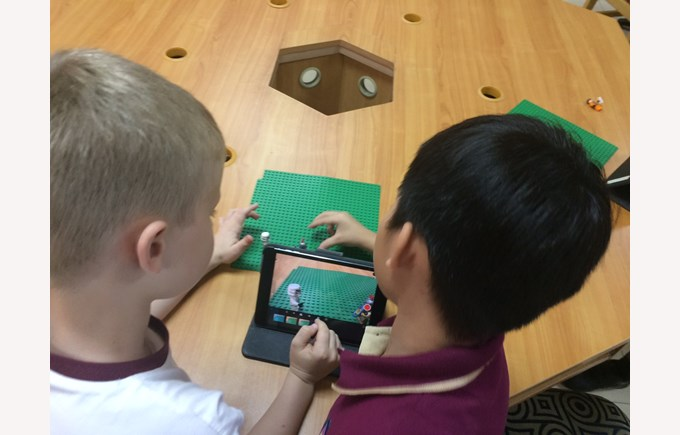 Learning Through Technology at BIS HCMC8