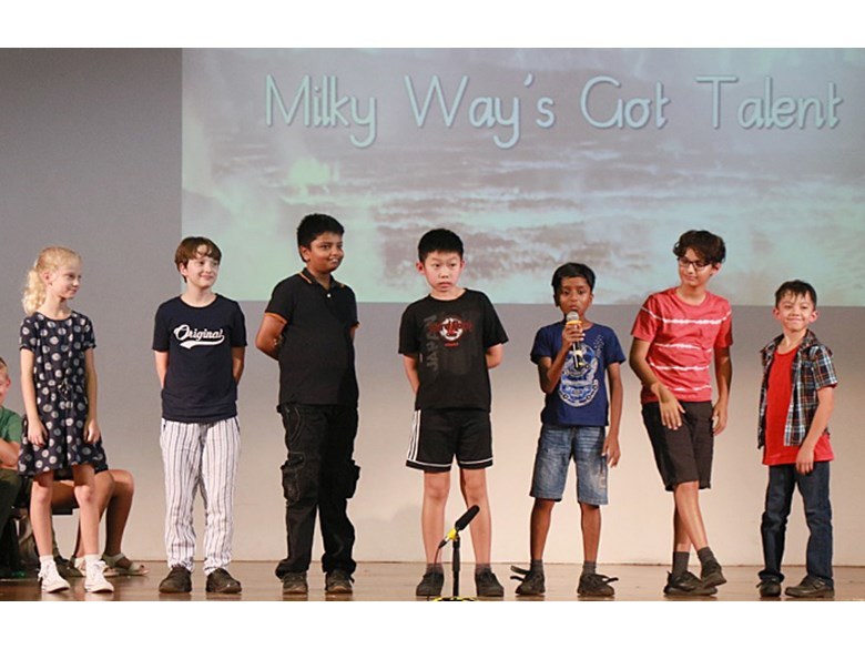 Upper Primary Assembly: Milky Way's Got Talent by 5HA, 5AM and 5VS