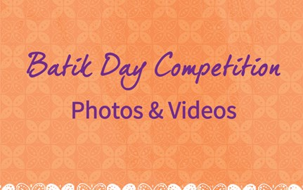 Batik Day Competition