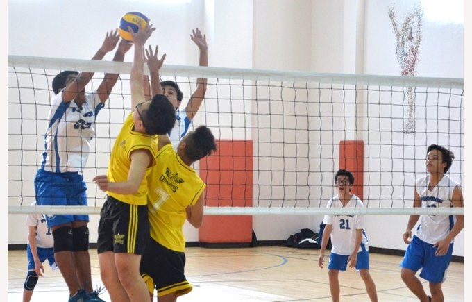 Volleyball BVIS vs UNIS 20150925 (1)