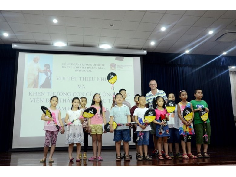 Children's Day Celebration for Staff's Children (5)