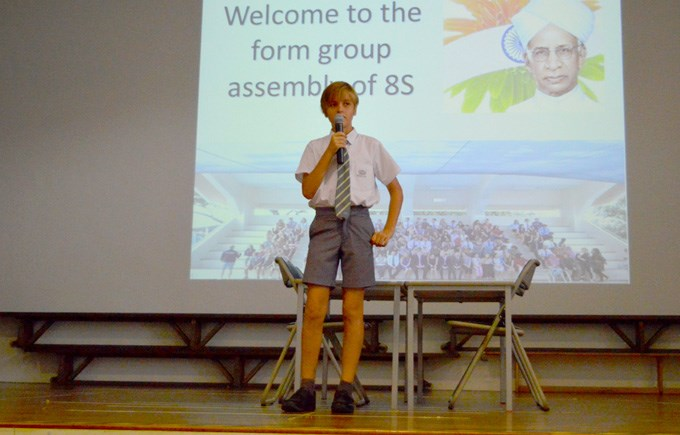 Secondary Assembly Year 8S