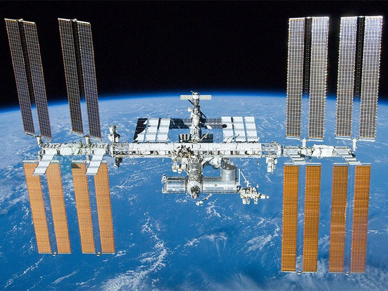 Intl space station