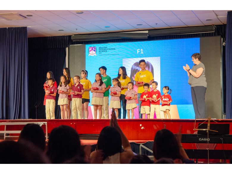 British International School Hanoi End of Year Assembly 2018