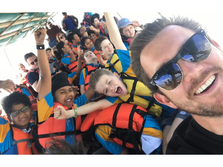 Year 5 Residential Trip to Telunas