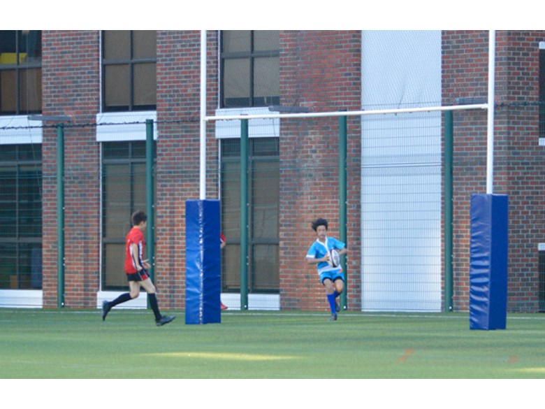 DCIS Under 14 Boys Rugby Vs SAS
