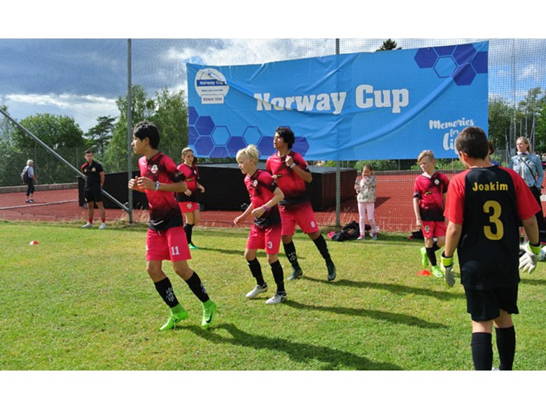 RSFA Norway Cup 2017 | BIS HCMC