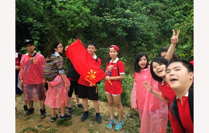 BVIS trip to Sapa Year 9 & 10 (8)