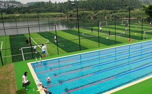 South Lake Secondary Football Pitch