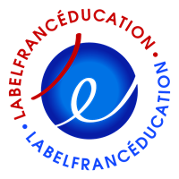 Label France Education Transparent