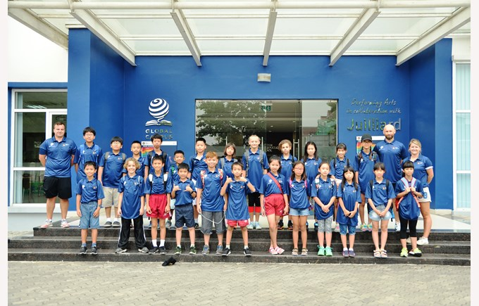 British International School Hanoi fobisia