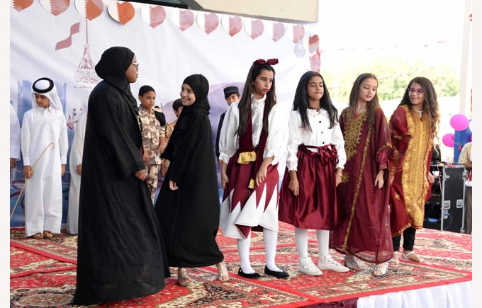 Qatar National Day at Compass School_5661