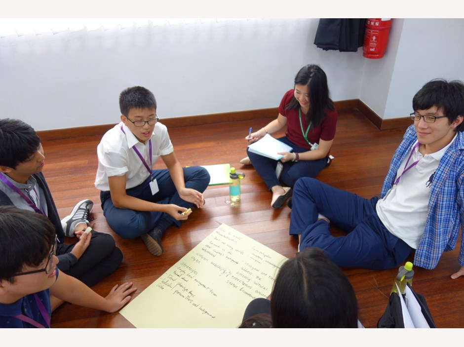 FOBISIA Student Leadership Conference 1