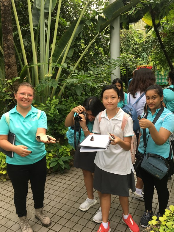 Year 10 Trip to Railway Park and MOCA