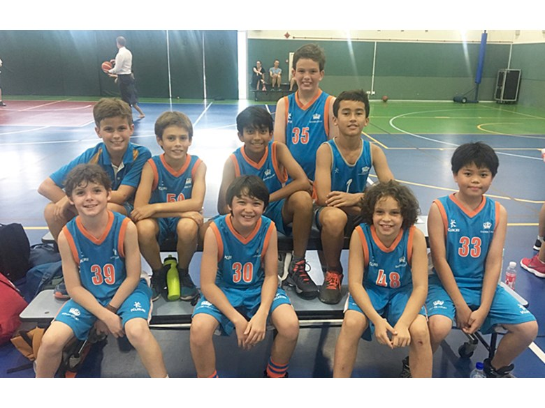 U12 Boys Basketball