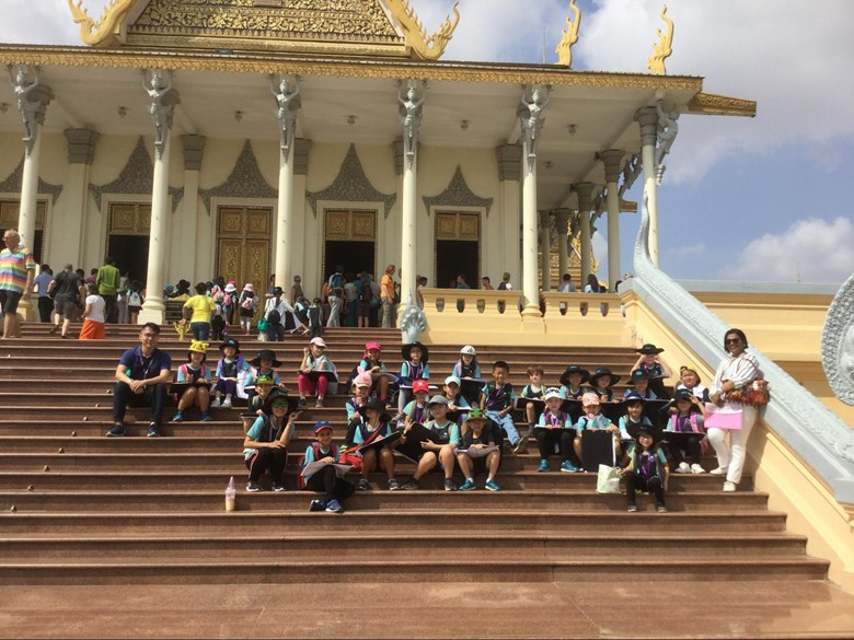 Northbridge International School Cambodia - Primary Trip