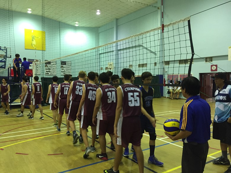 U19 Boys Volleyball City Championship BIS HCMC 2
