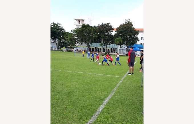 SISAC U11 Girls Football  (2)