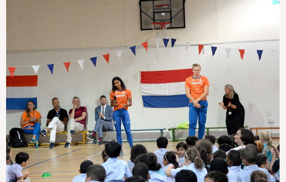 GH Dutch Athletes