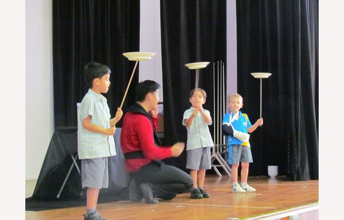 Year 1 Assembly: Circus 2017
