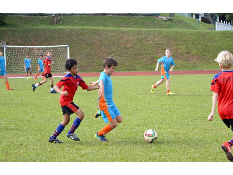 Football U11 Boys ACSIS Division 3 Match