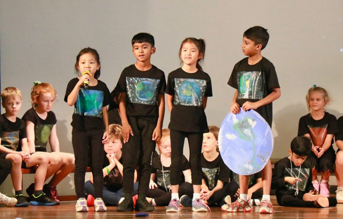 Planets Assembly by 3LT, 3KN and 3JH