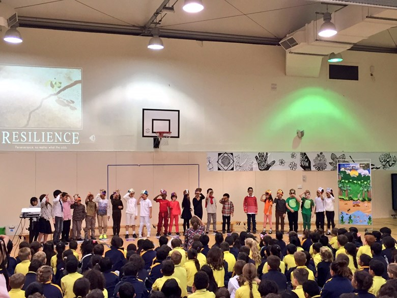 MK Primary Assembly