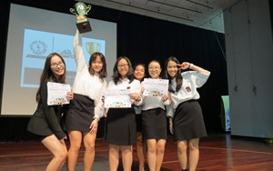 Saigon Enterprise Challenge 2019 - BIS Winners