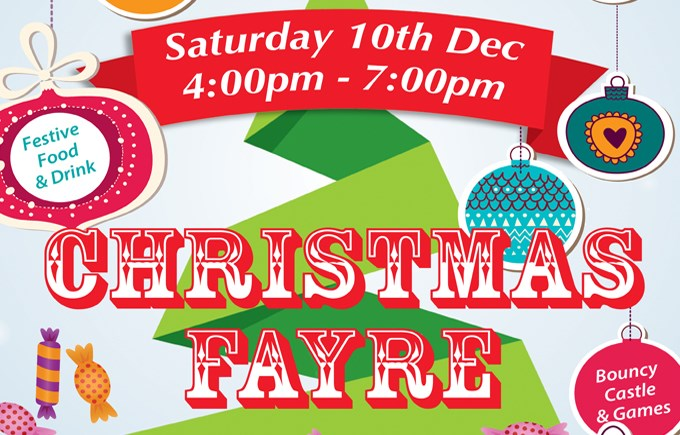 DCA Christmas Fair 2016