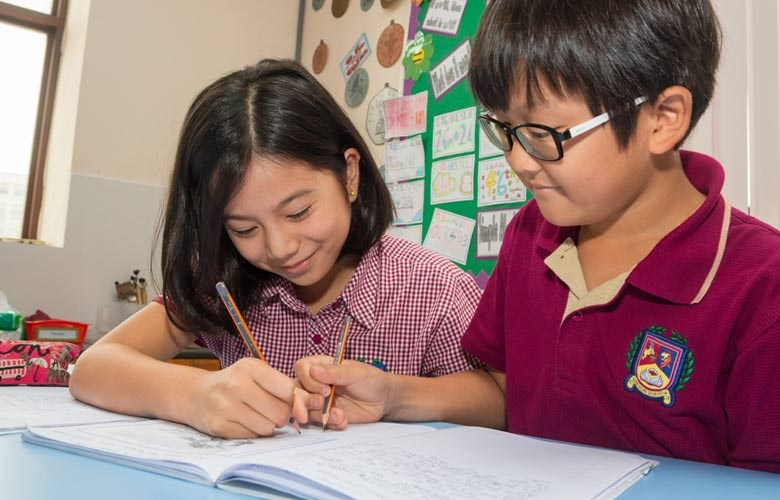 Let's Think in English Approach - British International School Ho Chi Minh City