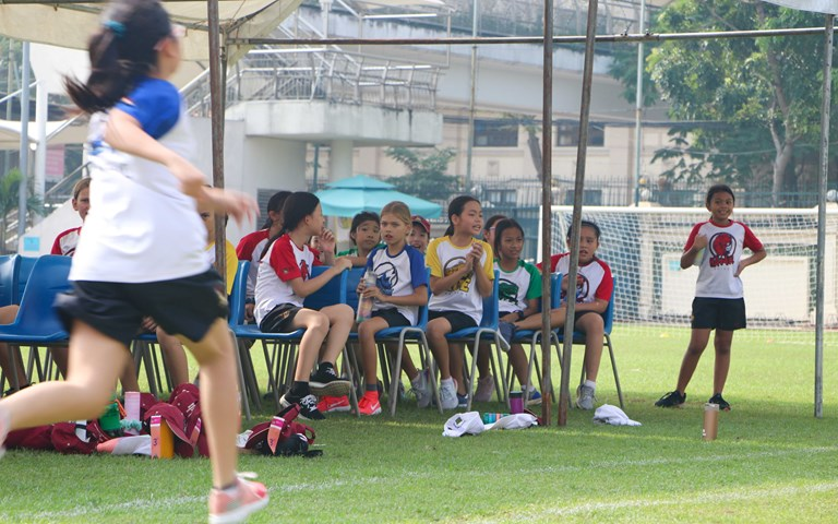 BISHCMC Primary Sports Day Year 6 2019-20