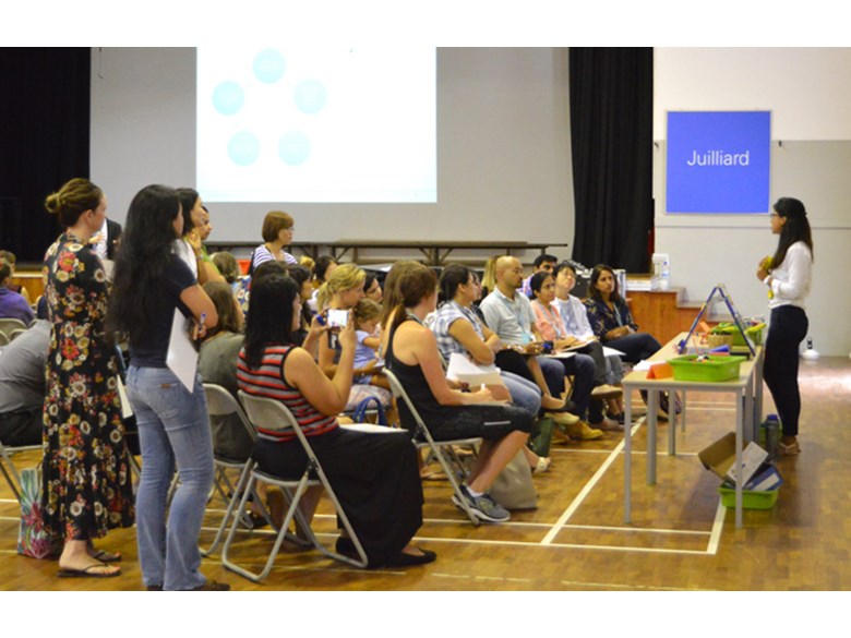 Primary School Parent Workshop: Mathematics