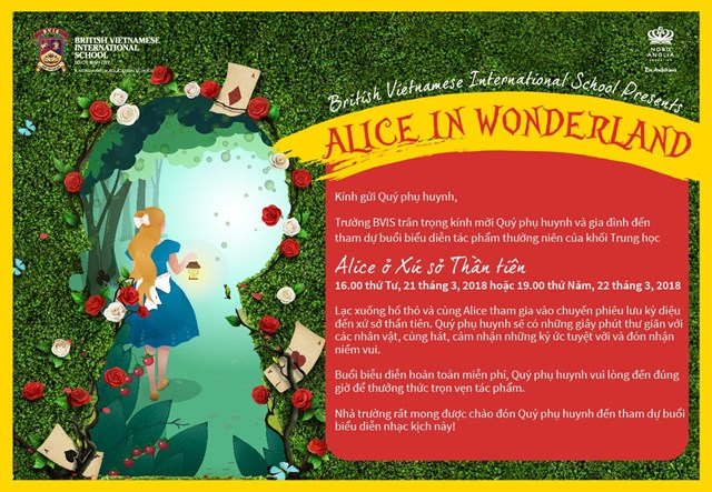 Alice in Wonderland Poster-02-min