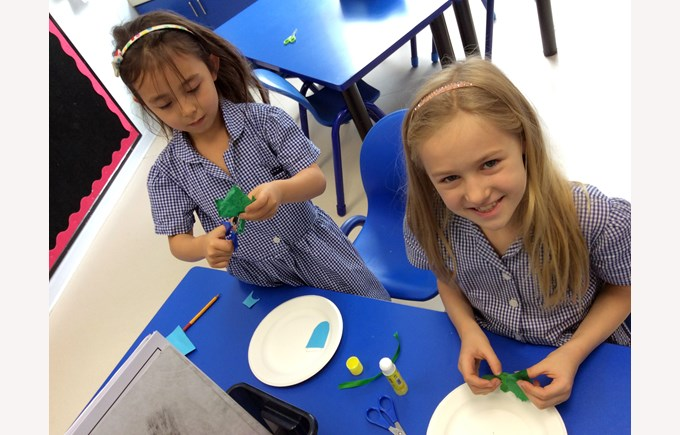 Y2 creating healthy plate