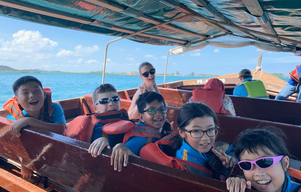 Dover Court International School Singapore Year 5 Telunas 2019