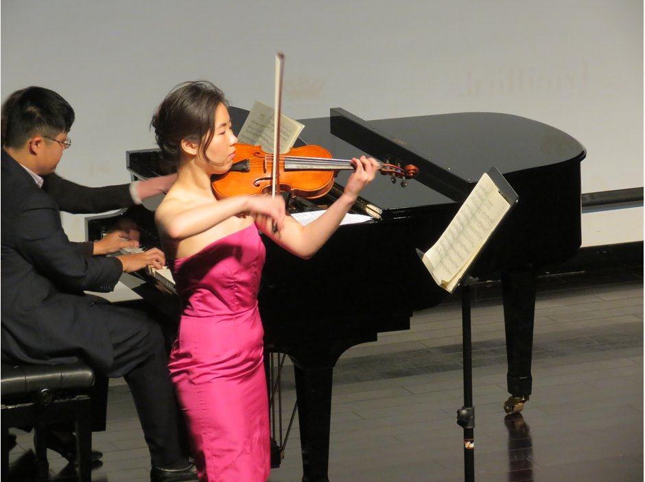 Juilliard Launch Ceremony