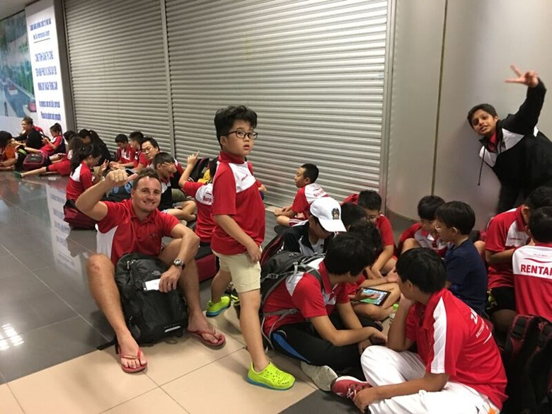 BIS HCMC Barracudas Compete in Hanoi 12