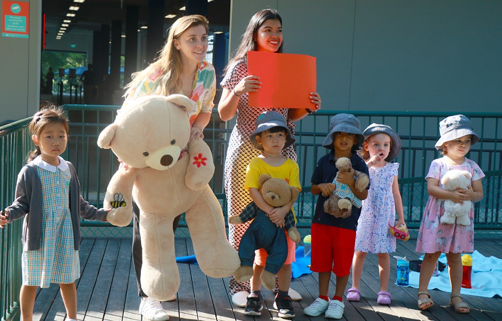 Nursery - Teddy Bear Picnic